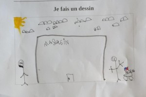 mohamed texte 2 dessin